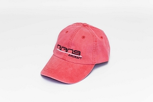 RANS Cap-Red and Black