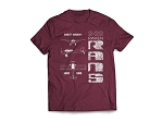 RANS Aircraft 3-View T-Shirt, S-20